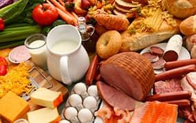 Храни богати на Л-Карнитин, съдържащ се в хапчета за уголемяване количеството семенна течност - Sexavit